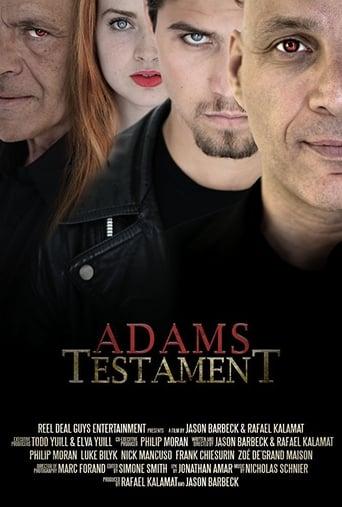Poster of Adam's Testament