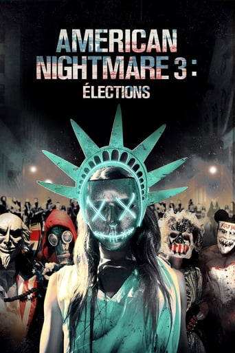 Poster of American Nightmare 3 : Élections