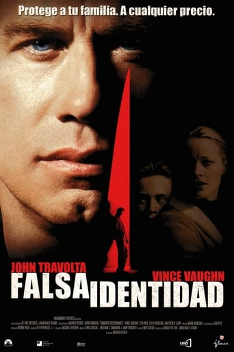 Poster of Falsa identidad