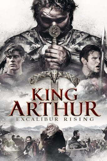 Poster of King Arthur: Excalibur Rising