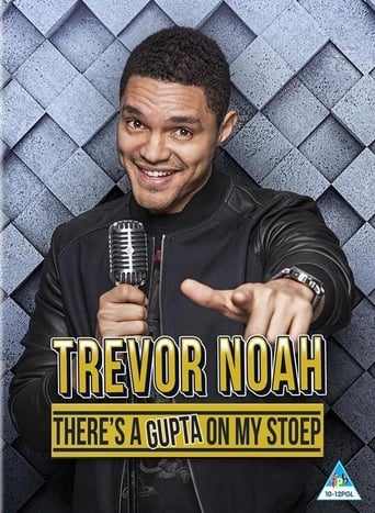Trevor Noah: There's a Gupta on My stoep poster
