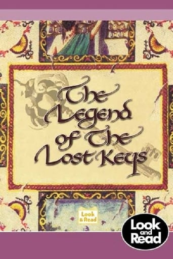 Poster of The Legend of the Lost Keys