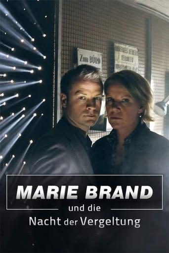 Poster of Marie Brand und die Nacht der Vergeltung