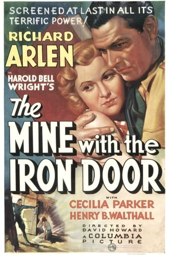 Poster of The Mine with the Iron Door