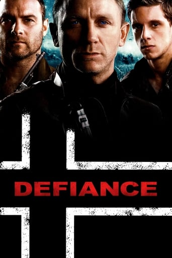 Poster of Defiance