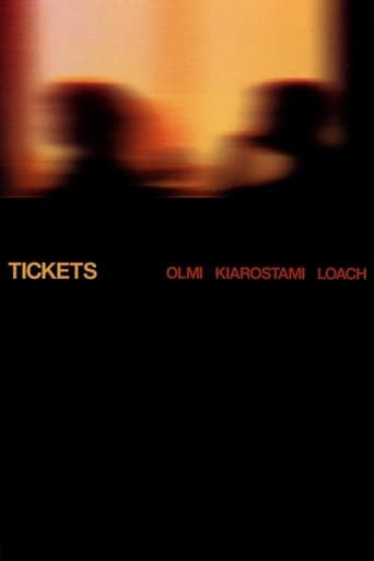 Poster of Tickets