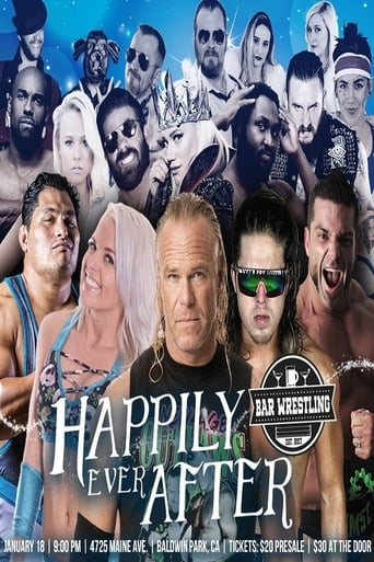 Poster of Bar Wrestling 8: Happily Ever After
