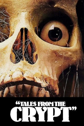 Poster of Tales from the Crypt