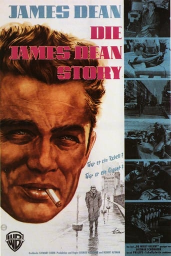 Poster of The James Dean Story