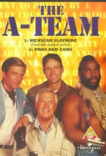 Poster of The A-Team: Mexican Slayride