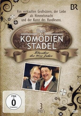 Poster of Der Komödienstadl - Der verkaufte Großvater
