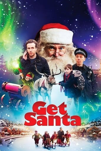 Poster of Get Santa