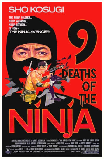 Poster of 9 Deaths of the Ninja
