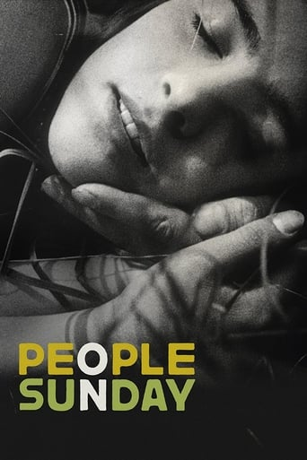 Poster of People on Sunday