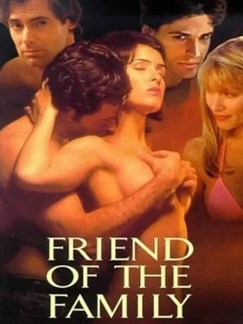 Poster of Friend of the Family