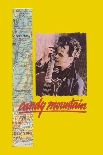 Poster of Candy Mountain