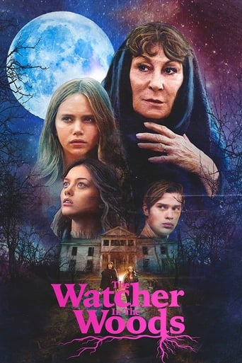 Poster of The Watcher in the Woods