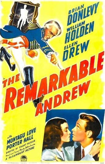 Poster of The Remarkable Andrew