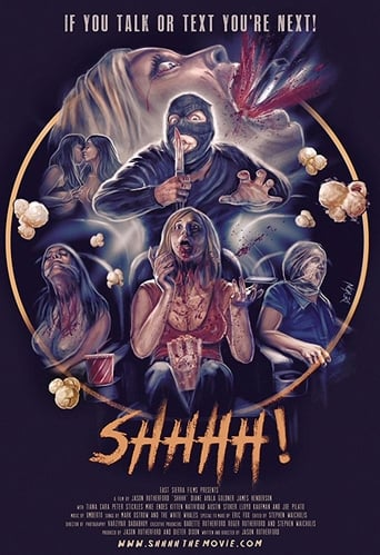 Shhhh poster