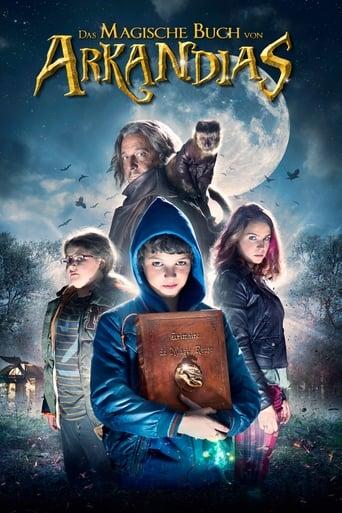 Filmplakat von Das magische Buch von Arkandias