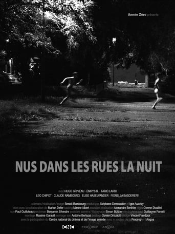 Poster of Naked in the Streets at Night
