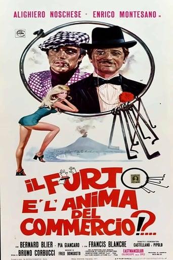 Poster of Il furto è l'anima del commercio!?...