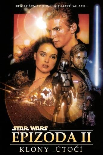 Poster of Star Wars: Epizoda II - Klony útočí