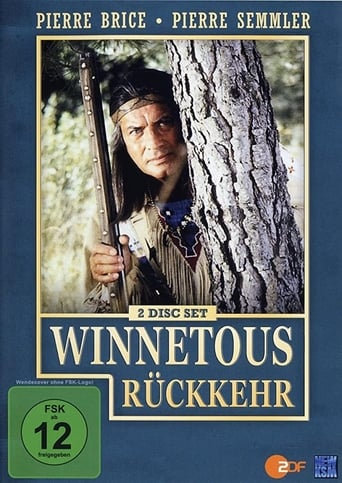 Poster of The Return of Winnetou