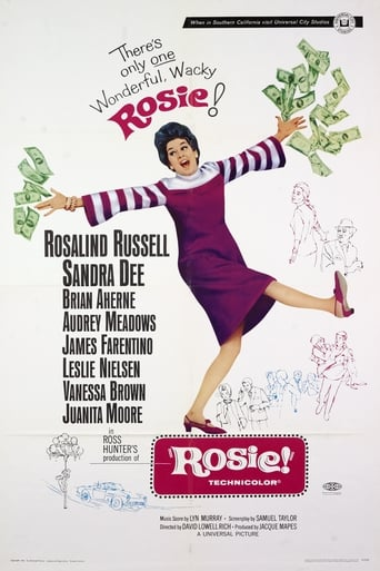 Poster of Rosie!