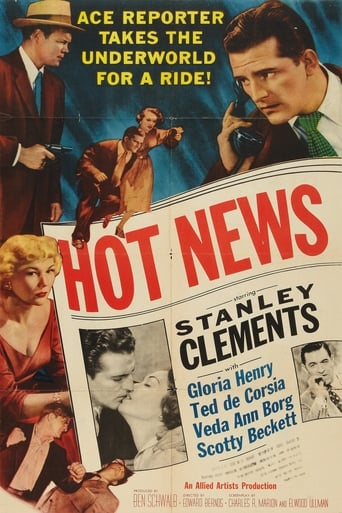 Poster of Hot News