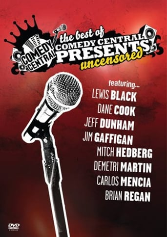 Poster of The Best of Comedy Central Presents: Uncensored