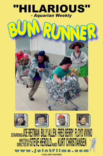 Poster of Bum Runner