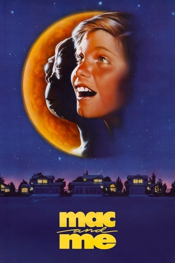 Poster of Mac and Me