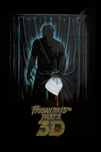 Poster of Friday the 13th Part III