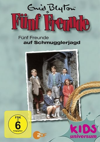 Poster of Five Go to Smuggler's Top