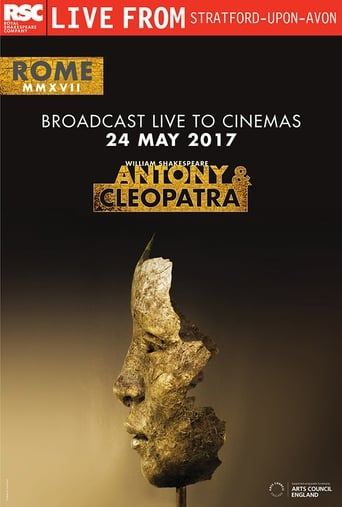 RSC Live: Antony & Cleopatra poster