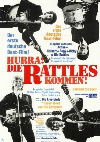 Poster of Hurra, die Rattles kommen