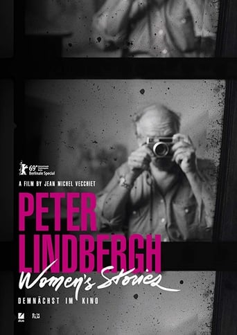 Poster of Peter Lindbergh - Women's Stories