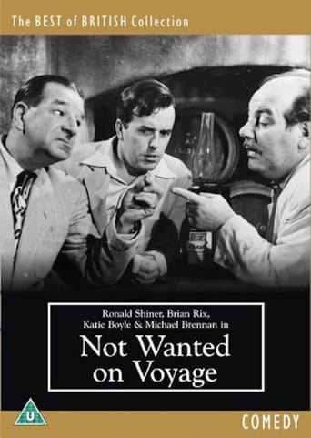Poster of Not Wanted on Voyage