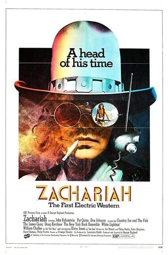 Poster of Zachariah