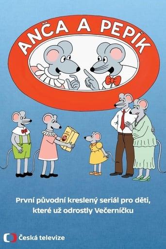 Poster of Anča a Pepík