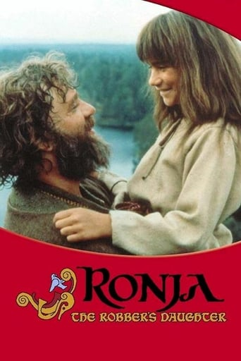 Poster of Ronia, The Robber's Daughter