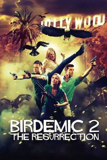 Poster of Birdemic 2: The Resurrection