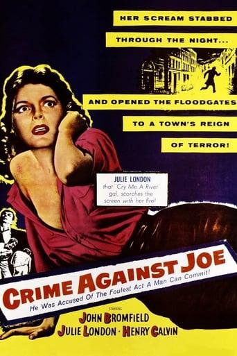 Poster of Crime Against Joe