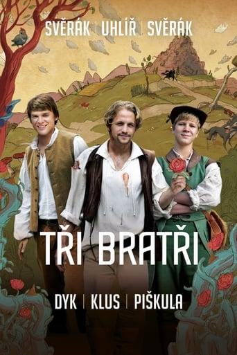 Poster of Tři bratři