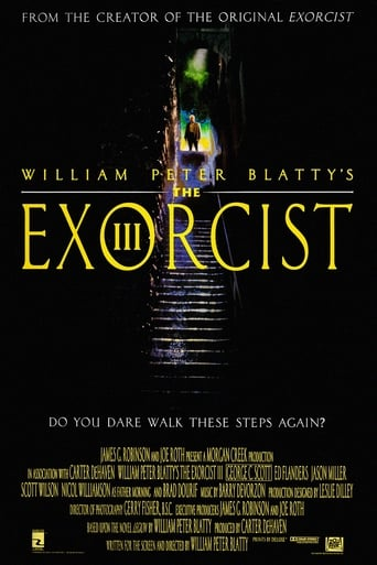 Poster of The Exorcist III