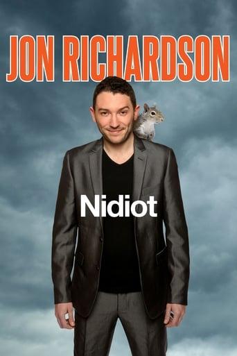 Poster of Jon Richardson Live: Nidiot