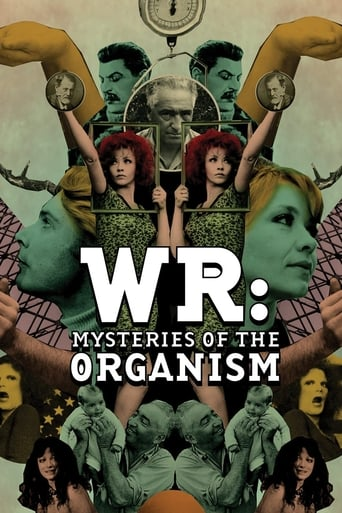 Poster of WR: Mysteries of the Organism