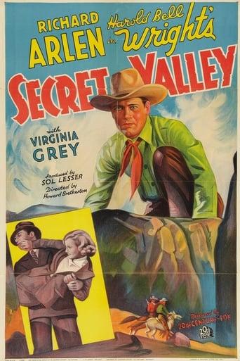 Poster of Secret Valley