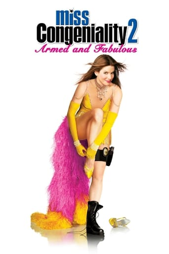 Poster of Miss Congeniality 2: Armed and Fabulous